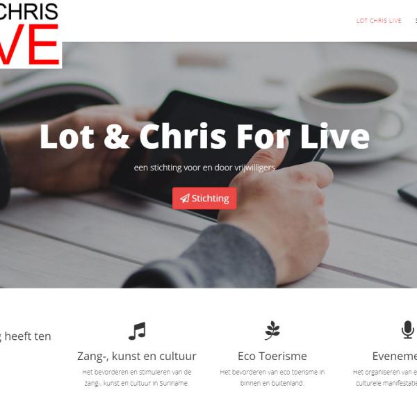 Lot Chris Live