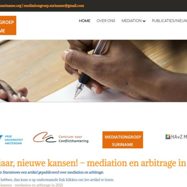 Mediation Suriname