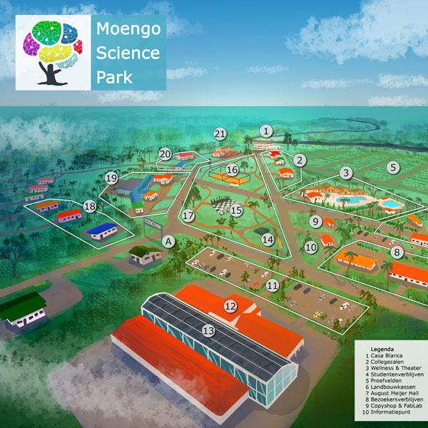 Moengo Science Park